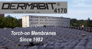Dermabit 4170 Torch-on Membrane
